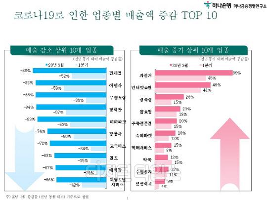 코로나가 바꾼 소비행태…여행·영화↓ 인터넷쇼핑·수입차↑